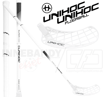 UNIHOC Epic Superskin MAX FL 26 white/black