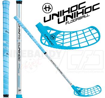 UNIHOC Iconic Curve 1.5º 35 blue/silver