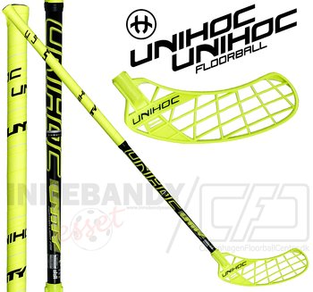 UNIHOC Unity Feather Light 26 yellow / black