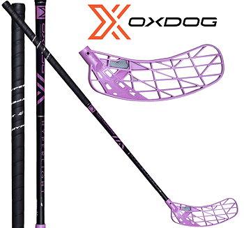 FÖRBESTÄLLNING: OXDOG Hyperlight HES 29 Frozen Pink
