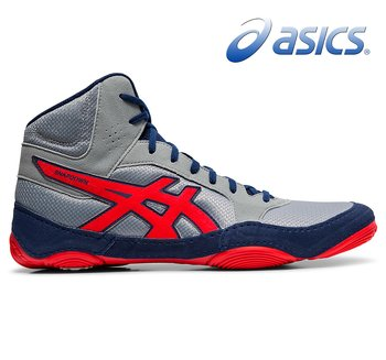 Asics Snapdown 2 Målvaktssko stone grey / red