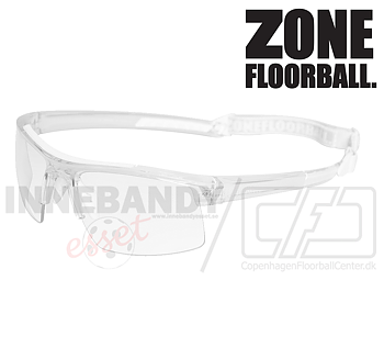 Zone Protector Eyewear Junior transparent / white