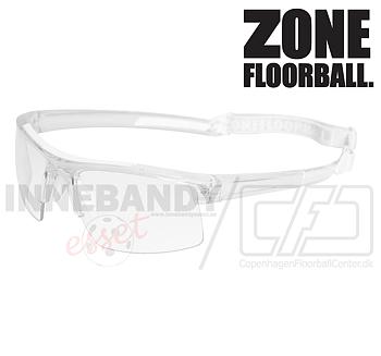 Zone Protector Eyewear Junior transparent / white