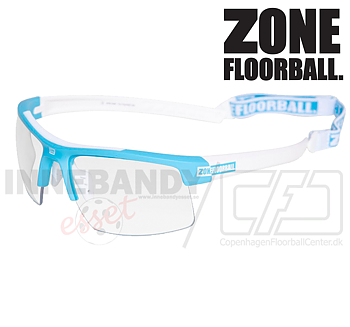 Zone Protector Eyewear Junior blue / white