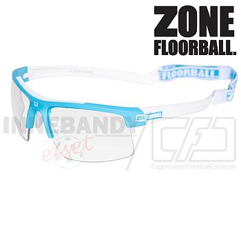 Zone Protector Eyewear Junior blue / white