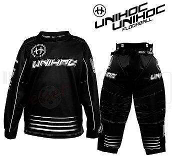 Unihoc Inferno Målvaktspaket black