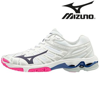 Mizuno Wave Voltage Women white/pink