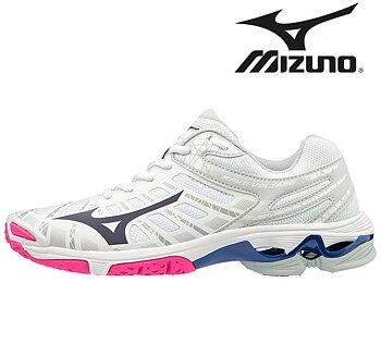 Mizuno Wave Voltage Women white/pink