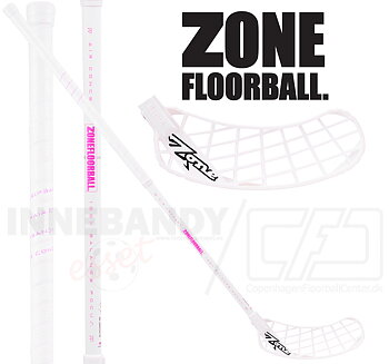Zone Monstr Air Superlight 26 white/violet