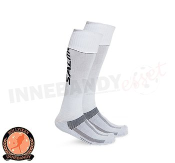 Höllviken IBF - Salming Team Sock Long - White