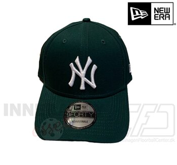 New Era NY Yankees Essential 9forty dark green