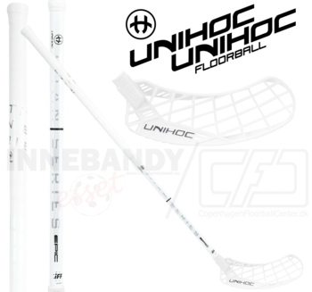 UNIHOC Epic Titan Superskin PRO 26 white/silver