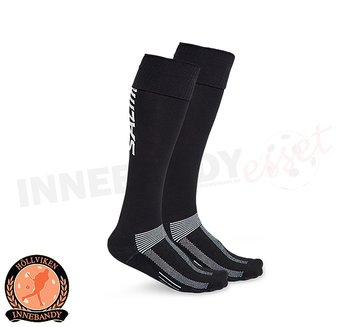 Höllviken IBF - Salming Team Sock Long - Black