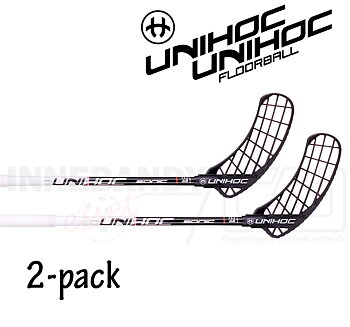 UNIHOC Epic Top Light II 26 2-pack