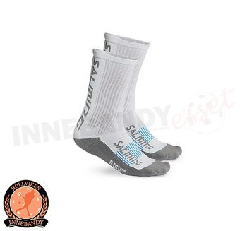 Höllviken IBF - Salming Advanced Indoor Socks Short - White