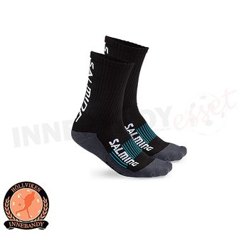 Höllviken IBF - Salming Advanced Indoor Socks Short - Black