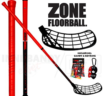 Zone Maker Air 29 Red-Black Bubs edt.