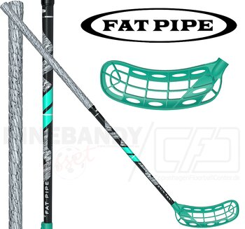 FAT PIPE Raw Concept 27 Coral Green