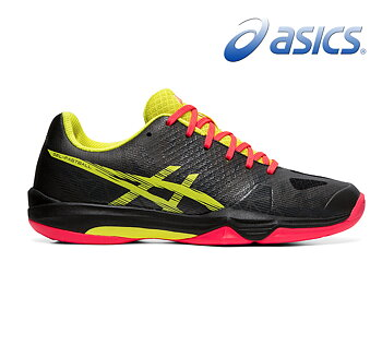 Asics Gel Fastball 3 W black / sour yuzu