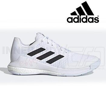 Adidas Crazyflight cloud white/core black