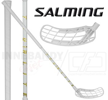 SALMING Q1 TourLite 27 white/gold WEdt.