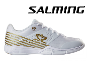 Salming Viper 5.0 Women white/gold