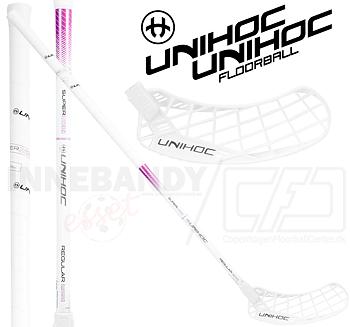 UNIHOC Epic Superskin REG FL 29 white/purple