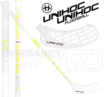 UNIHOC Epic Top Light II 26 white/yellow