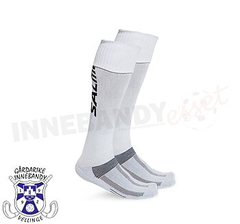 Gårdarike IBK - Salming Team Sock Long - White