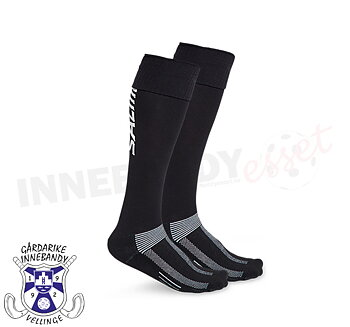 Gårdarike IBK - Salming Team Sock Long - Black