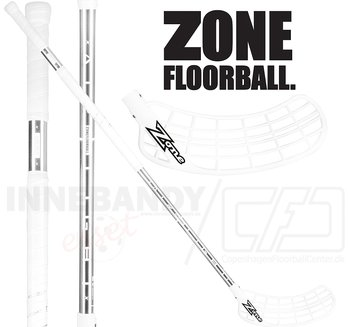 Zone Supreme Airlight 25 white/silver chrome