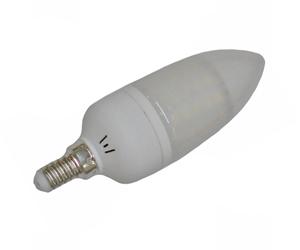 Ledlampa E14 4W Matt Varmvit