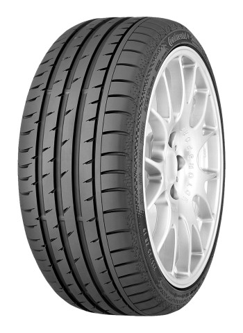 225/45 R17 91Y CONTINENTAL Conti Sport Contact 3 SSR * Runflat