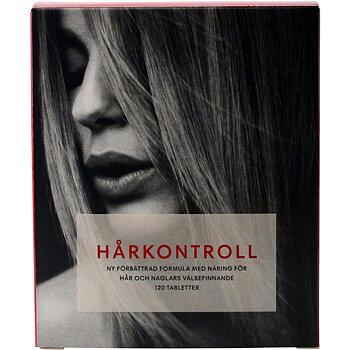 Hårkontroll для волос и ногтей, 120 таблеток