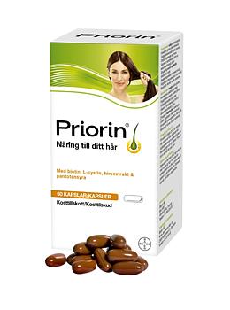 Priorin (Приорин), 60 капсул