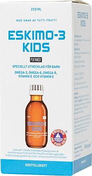 Eskimo-3 Kids (Омега-3), 210 ml