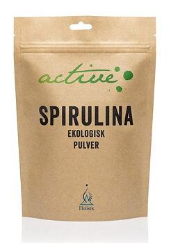 Holistic Spirulinapulver (Спирулина), 150 г
