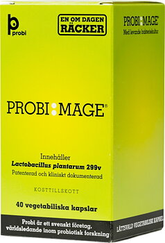 Пробиотик Probi Mage , 40 капсул