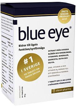 Blue Eye для глаз, 64 таблетки