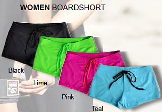 HOWZIT WOMEN BOARDSHORT