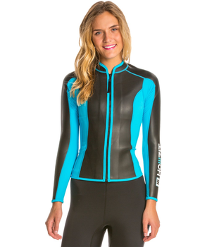 HOWZIT WOMEN JACKET NEOPRENE