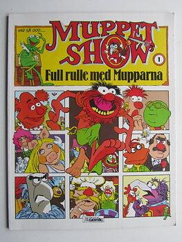 Muppet Show 01 Full rulle med mupparna