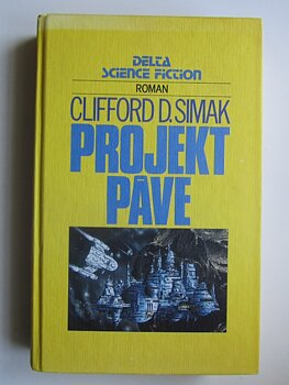 Delta Science Fiction Simak, Clifford D. Projekt påve