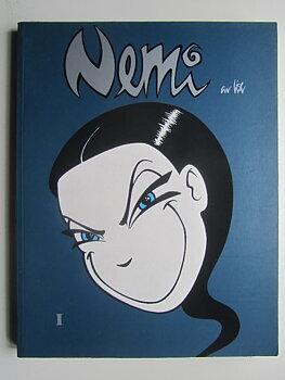Nemi Seriealbum 01 1:a upplagan