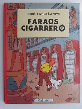 Tintin 05 Faraos cigarrer 8:e uppl.