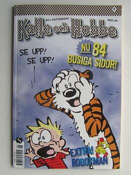 Kalle och Hobbe 2006 09