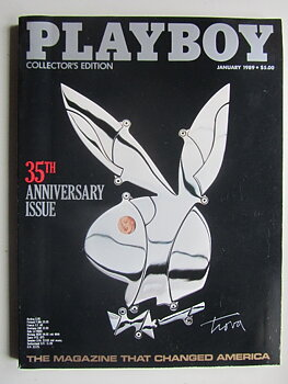 Playboy 1989 01 January