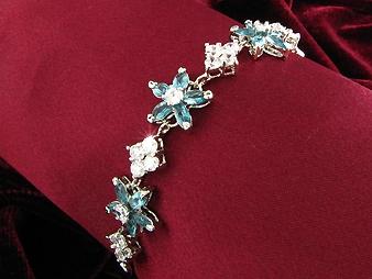 Jewlery Blue Glamour