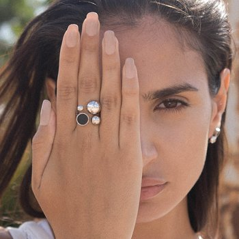 Solar Ring - BACK IN STOCK!
