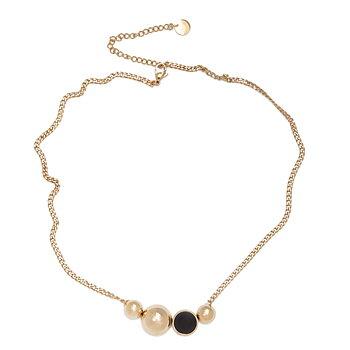 Solar Golden Necklace